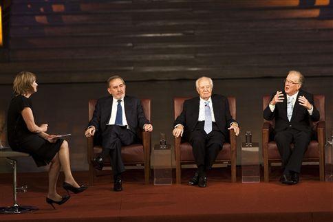 Ex-presidentes da República defendem união nacional para enfrentar dificuldades