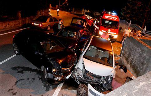Aumentam os pontos negros nas estradas portuguesas