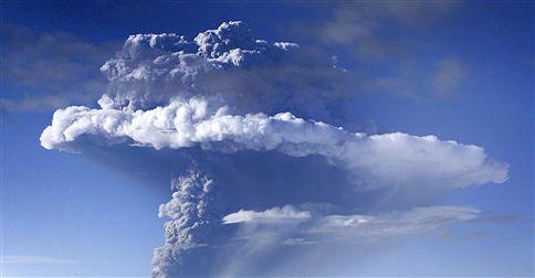 Dispersão de nuvem de cinzas poderá provocar cancelamento de 500 voos comerciais