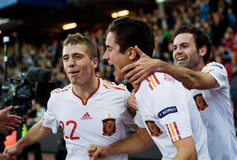 Espanha sagrou-se campeã europeia sub-21 ao bater Suíça
