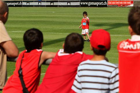 Benfica joga com selecção da segunda divisão de Friburgo