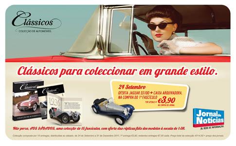 Miniaturas volkswagen no Jornal de Noticias Ng1644948