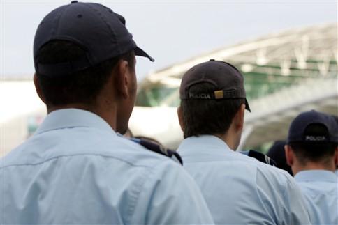 Mais 980 novos agentes da PSP em Outubro