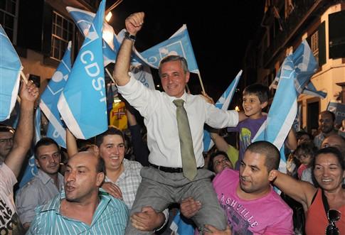 Portas avisa que oposição vai mudar na Madeira