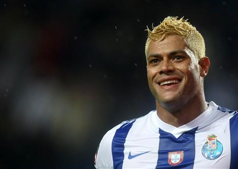Hulk pintou cabelo por 50 mil euros