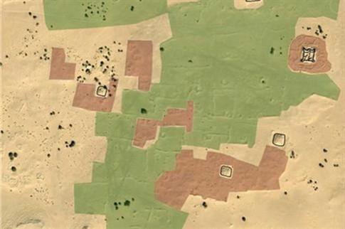 Satélites revelam cidades perdidas no Saara