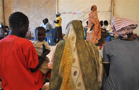 """2,7 milhões enfrentam uma """"tempestade de fome"""" no Sudão do Sul"""