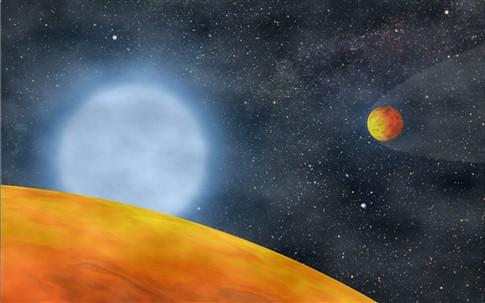 Descobertos os dois mais pequenos planetas fora do Sistema Solar