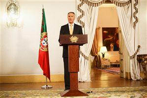 Cavaco Silva anuncia eleições legislativas antecipadas a 5 de Junho