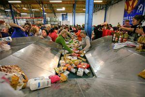"Banco Alimentar regista ""crescente procura de apoio"""