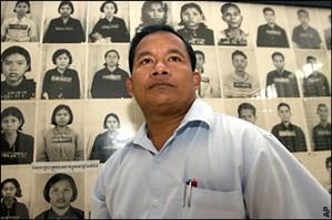 Nhem En, o fotógrafo das vítimas do genocídio cambojano
