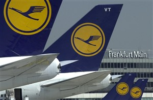 Avião da Lufthansa aterra de emergência na Rússia