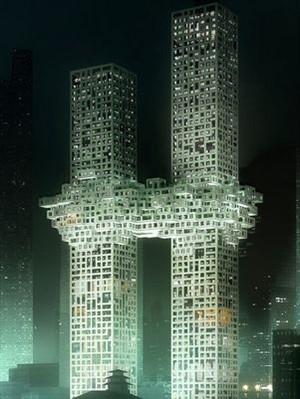 Projecto de arquitectura faz lembrar o 11 de Setembro