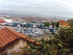 PSP do Porto tem 200 viaturas avariadas à espera de conserto
