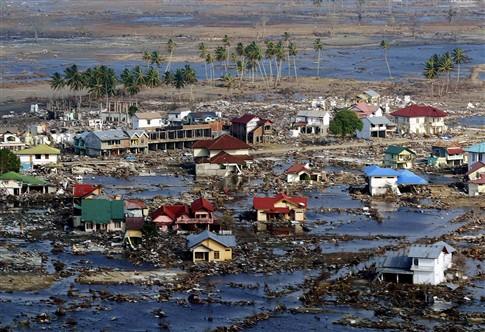 Em 40 anos duplicaram os desastres naturais