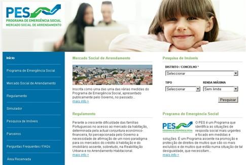 150 famílias já inscritas no arrendamento social