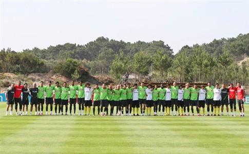Seleção nacional joga com o Panamá a 15 de agosto no Algarve Ng2037431