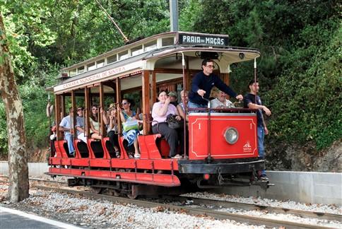 Circulação do elétrico de Sintra restabelecida a 3 de agosto