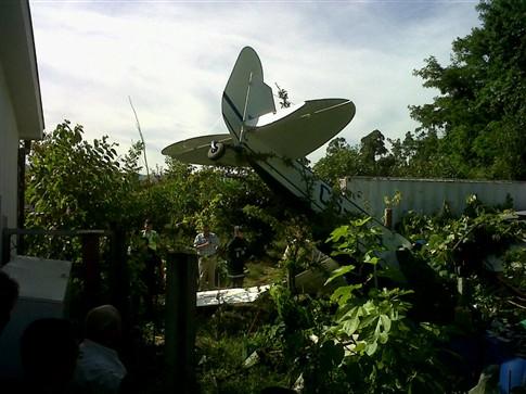 Tenente da Força Aérea é uma das vítimas de queda de avioneta em Braga