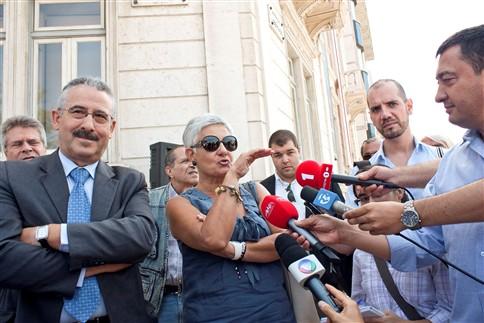 """Reformado obriga Câmara de Lisboa a admitir """"falhas"""" em obra"""