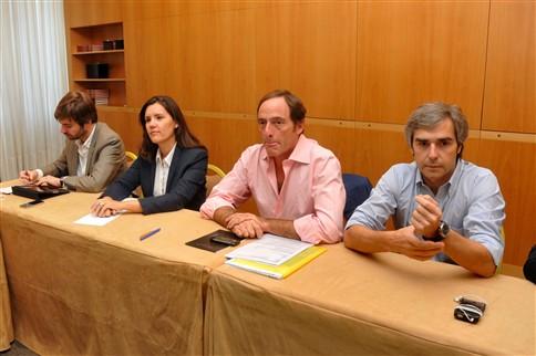 """Nuno Melo diz que Portas discordou da TSU mas não quis """"abrir uma crise política"""""""
