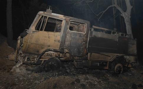 Bombeira morreu em combate ao fogo em Arganil