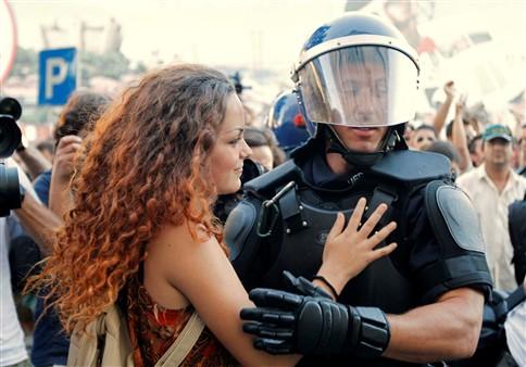 PSP elogia participação ordeira na manifestação