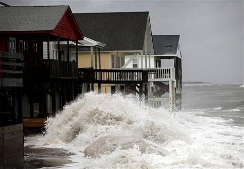 Furacão Sandy vai atingir Nova Iorque e pode deixar seis estados dos EUA às escuras