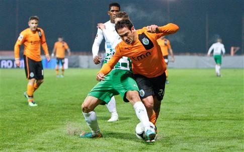 Sporting multado em mais de dez mil euros