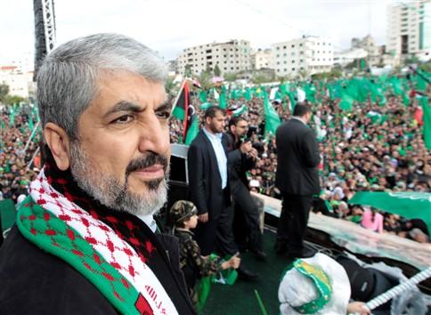 Líder do Hamas promete libertar toda a Palestina perante milhares em Gaza