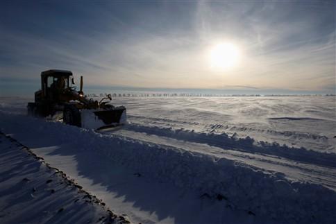 Onda de frio na Rússia já causou 135 mortos