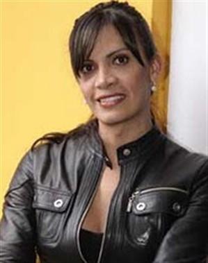Uma transexual na política colombiana