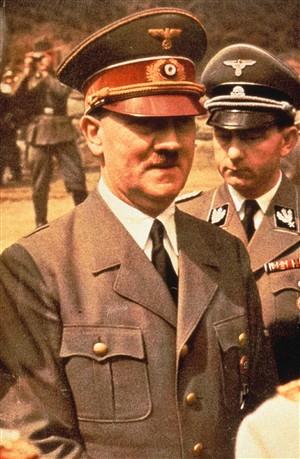 Hitler teve filho de uma jovem francesa