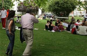Workshop dá dicas de engate e sexo em espaços públicos