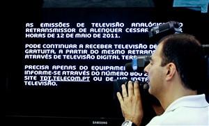"""""""Fortes indícios"""" de corrupção na implementação da TDT"""