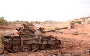 Tanques sírios entram na zona desmilitarizada dos Golã