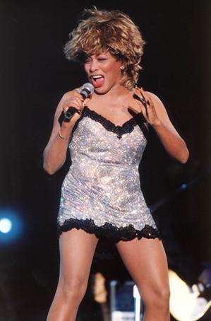 Tina Turner ajuda a afastar pássaros de aeroporto britânico