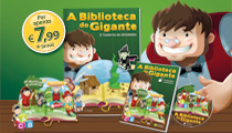 Cole��o Biblioteca do Gigante