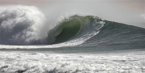"""EUA testaram """"bomba-tsunami"""" durante a Segunda Guerra"""