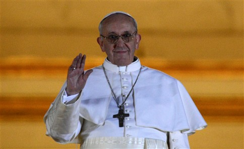 Jorge Bergoglio será o Papa Francisco I