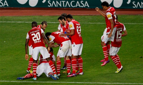 Braga vence Taça da Liga
