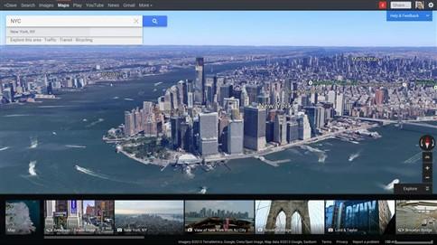 Google apresenta o novo Google Maps