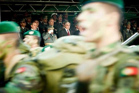 Exército vai transferir escolas para Mafra até 2014
