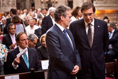 Paulo Portas quer ficar com diplomacia económica