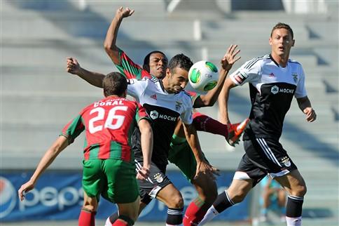Marítimo vence Benfica nos Barreiros por 2-1