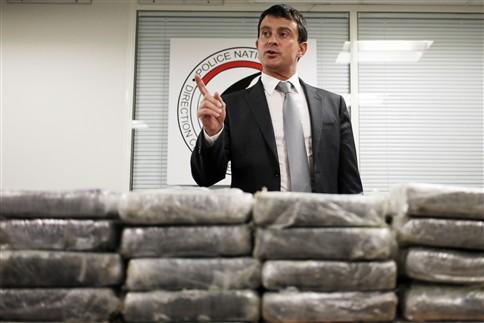 Mais de uma tonelada de cocaína apreendida em avião da Air France