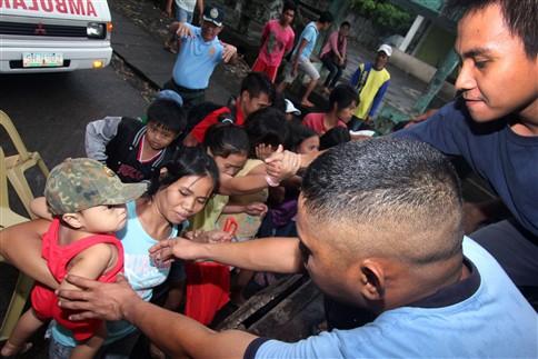 Filipinas preparam chegada de tufão com ventos de 330 km/h