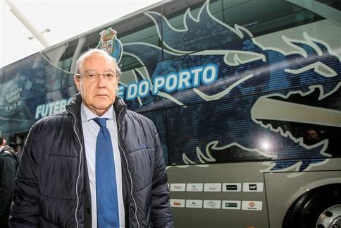 Pinto da Costa internado para fazer exames médicos