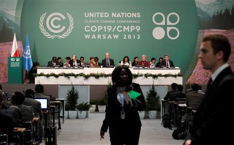 Caminho aberto para acordo global e vinculativo sobre redução de gases