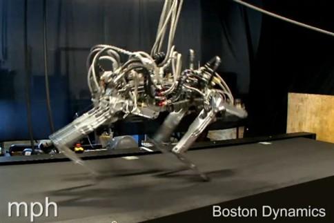 Google compra empresa que desenvolveu robôs para o Pentágono